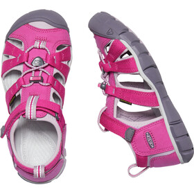 Keen Youth Seacamp II CNX Ungdom very berry/dawn pink